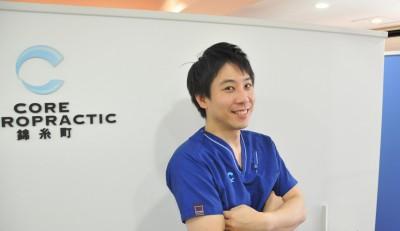 スタッフ 阪 洋一郎の写真